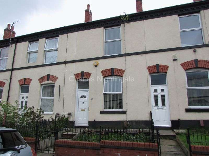 2 Bedrooms Terraced House for sale in Benson Street, Bury, Greater Manchester. BL9 7EP