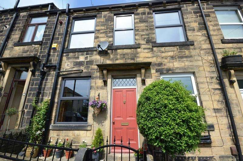 2 Bedrooms Terraced House for sale in Clarke Street, Calverley, Pudsey, West Yorkshire