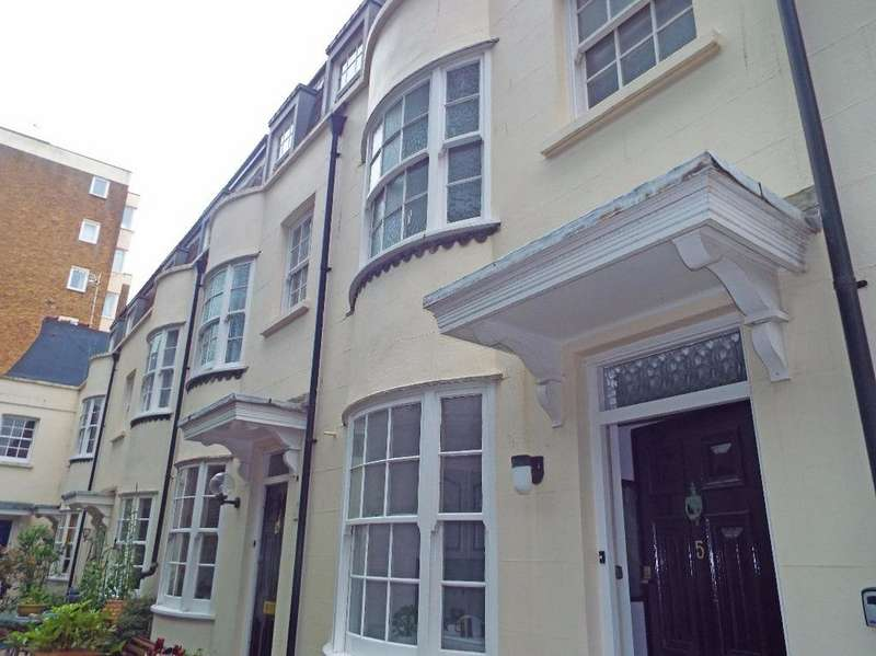 3 Bedrooms Terraced House for sale in Dolphin Mews Brighton East Sussex BN2