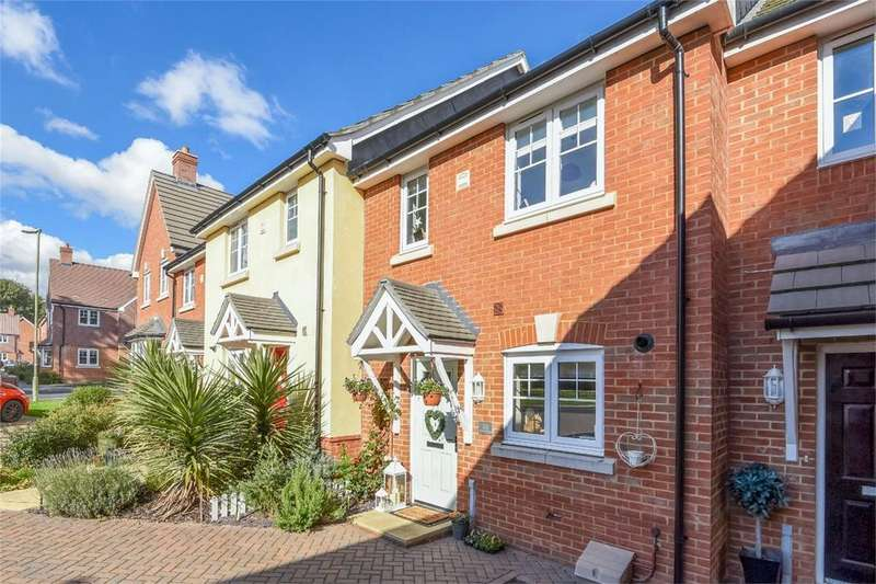 3 Bedrooms Terraced House for sale in Holybourne, Alton, Hampshire