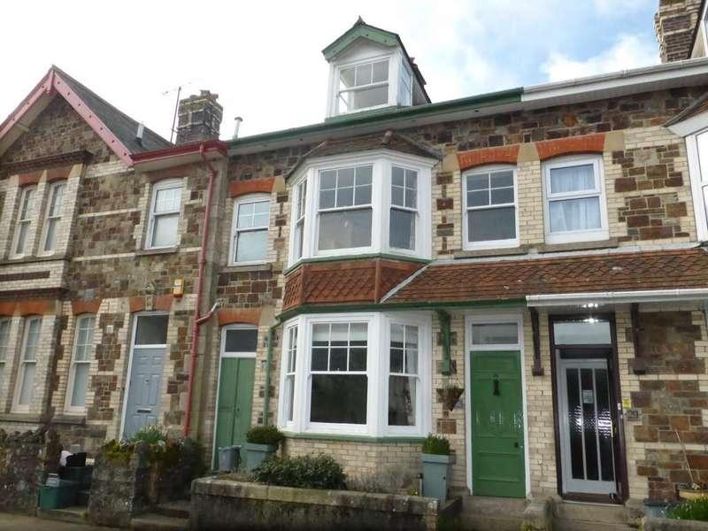 4 Bedrooms Terraced House for sale in Kempley Road, Okehampton