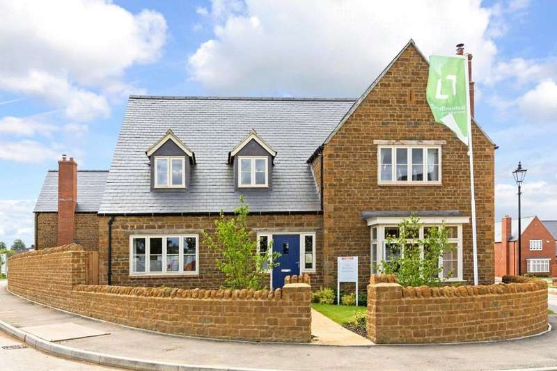 5 Bedrooms Detached House for sale in Show Home, Little Rushes, Kings Sutton, Banbury, Oxfordshire, OX17