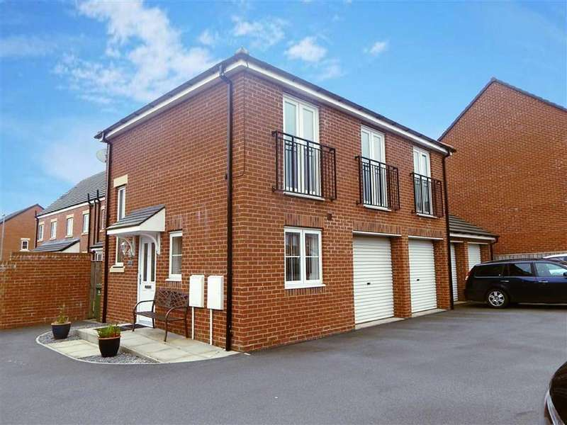 2 Bedrooms Apartment Flat for sale in Roxborough Close, Seaton Deleval, Whitley Bay, NE25