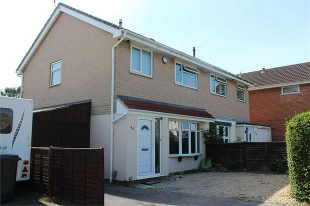 4 Bedrooms Semi Detached House for sale in Ebdon Road, Weston-Super-Mare, Somerset