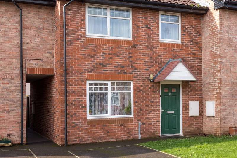 2 Bedrooms Terraced House for sale in Holmes Avenue, Selby, YO8