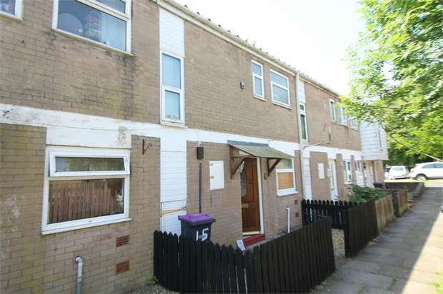 2 Bedrooms Terraced House for sale in Fields Road, Oakfield, CWMBRAN, Torfaen