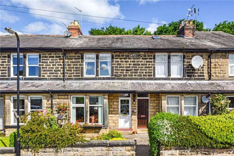 2 Bedrooms Terraced House for sale in Plantation Terrace, Harrogate, North Yorkshire