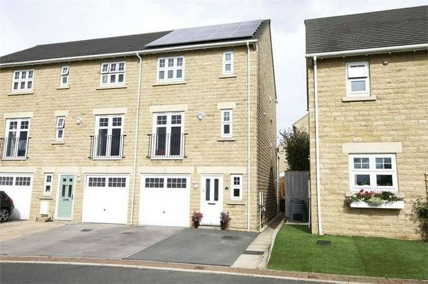 4 Bedrooms End Of Terrace House for sale in Maydal Drive, Woolley Grange, Barnsley, West Yorkshire