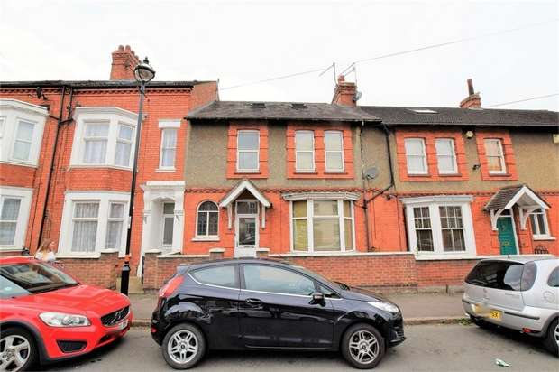 4 Bedrooms Terraced House for sale in Semilong Road, NORTHAMPTON