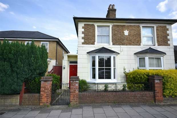 3 Bedrooms Semi Detached House for sale in Elms Lane, WEMBLEY, Middlesex
