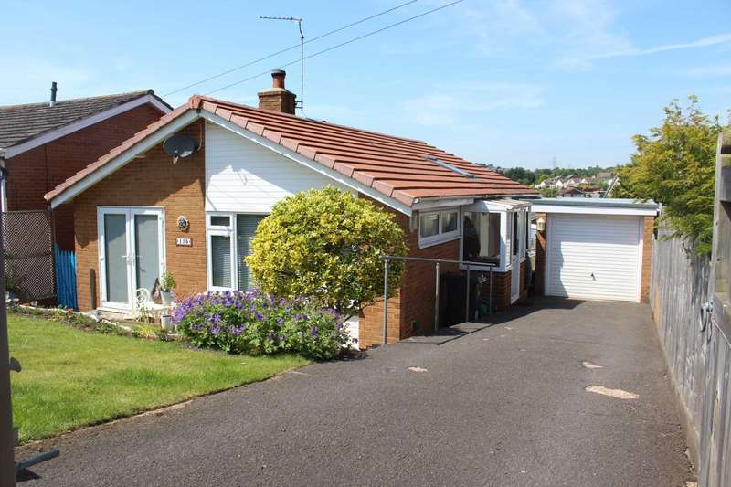 3 Bedrooms Detached Bungalow for sale in The Marles, Exmouth