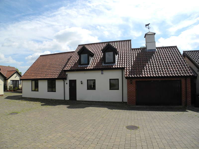 3 Bedrooms Detached House for sale in Drovers Rest, Kirstead