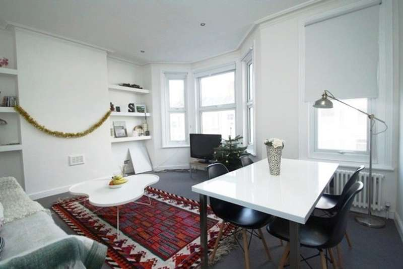 2 Bedrooms Flat for sale in Purves Road, Kensal Rise NW10