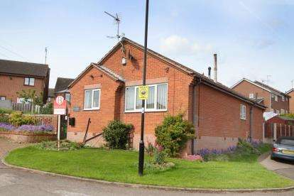 3 Bedrooms Bungalow for sale in Kingswood Close, Owlthorpe, Sheffield, South Yorkshire