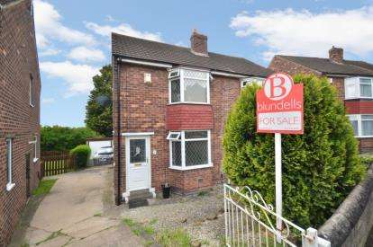 2 Bedrooms Semi Detached House for sale in Jenkin Drive, Sheffield, South Yorkshire