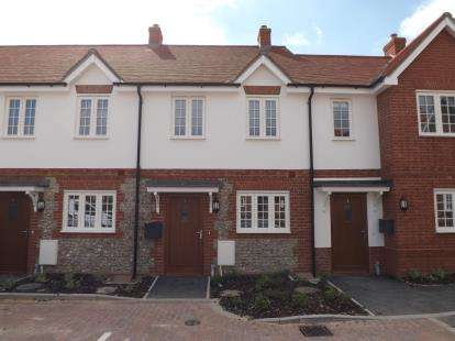 2 Bedrooms End Of Terrace House for sale in Okeford Fitzpaine, Blandford Forum