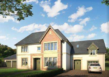 3 Bedrooms Flat for sale in Ranfurly View, Clevans Road