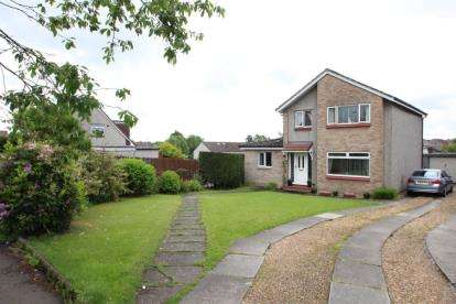 4 Bedrooms Detached House for sale in Brechin Road, Bishopbriggs