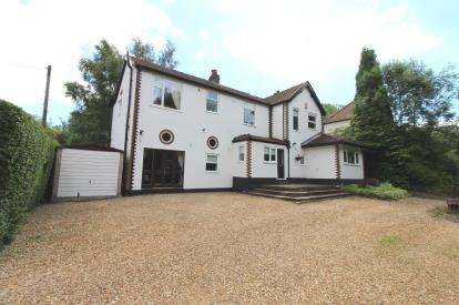 5 Bedrooms Detached House for sale in Nansen Road, Gatley, Cheadle, Greater Manchester