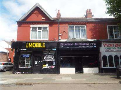 2 Bedrooms Terraced House for sale in Derby Lane, Liverpool, Merseyside, England, L13