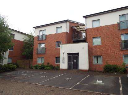 2 Bedrooms Flat for sale in Denbigh Court, Castlefields, Runcorn, Cheshire, WA7