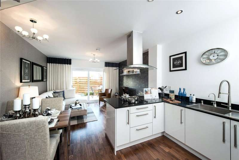 2 Bedrooms Flat for sale in Grand Central At Flamsteed Close, Cambridge, CB1