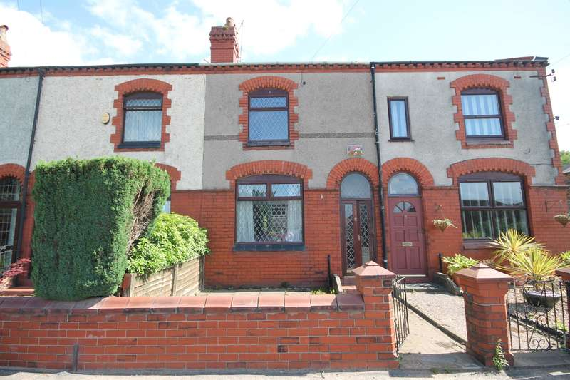 2 Bedrooms Terraced House for sale in Hilton Lane, Worsley, Manchester, M28 3TE