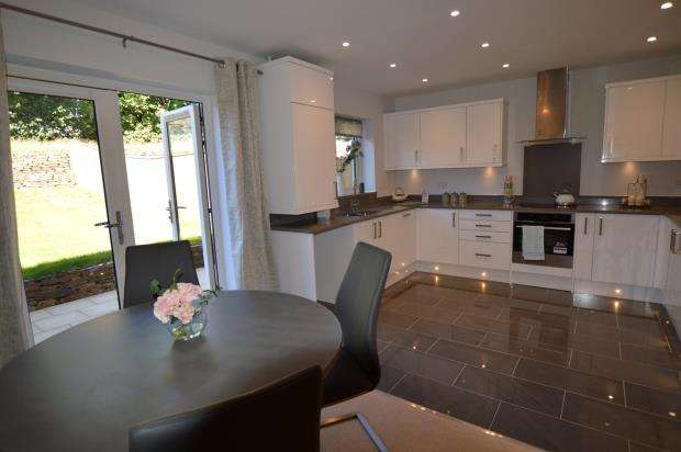 3 Bedrooms Terraced House for sale in Tidal Reach, St Marys Hill, Brixham, Devon