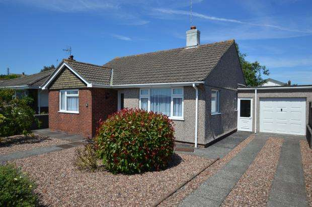 2 Bedrooms Detached Bungalow for sale in Rawlin Close, Plymouth, Devon