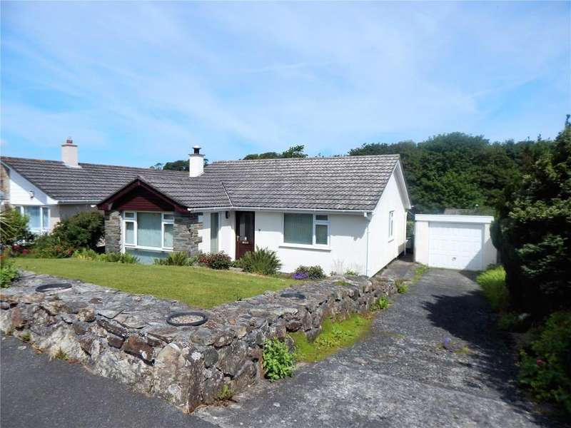 3 Bedrooms Detached Bungalow for sale in Reens Crescent, Heamoor, Penzance