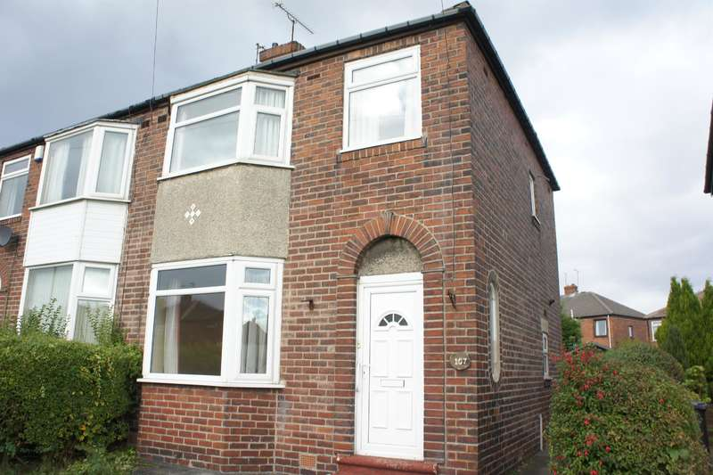 3 Bedrooms Semi Detached House for rent in Seagrave Crescent , Gleadless, Sheffield, S12 2JP