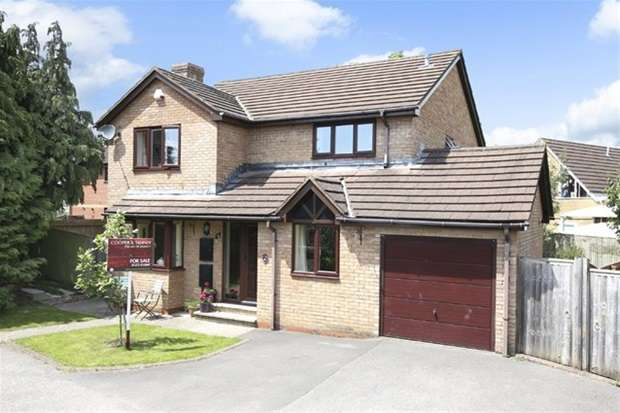 4 Bedrooms Detached House for sale in Green Lane Close, Frome
