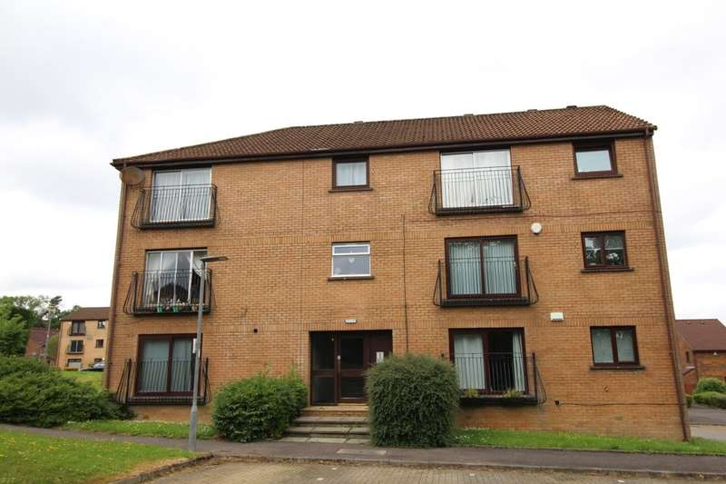 1 Bedroom Flat for sale in Lothian Way, East Kilbride, Glasgow, G74