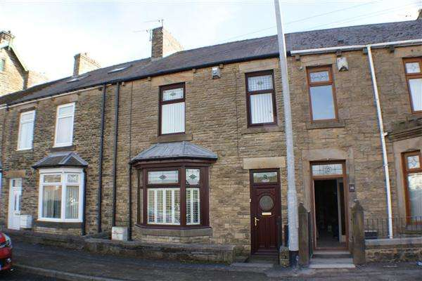 3 Bedrooms Terraced House for sale in West Parade, Leadgate, Consett