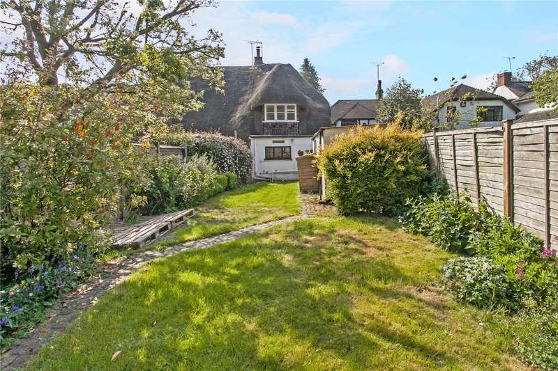2 Bedrooms Semi Detached House for sale in High Street, Monxton, Andover, Hampshire, SP11