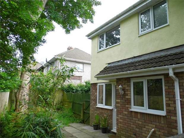 1 Bedroom Semi Detached House for sale in Willowturf Court, Bryncethin, Bridgend, Mid Glamorgan