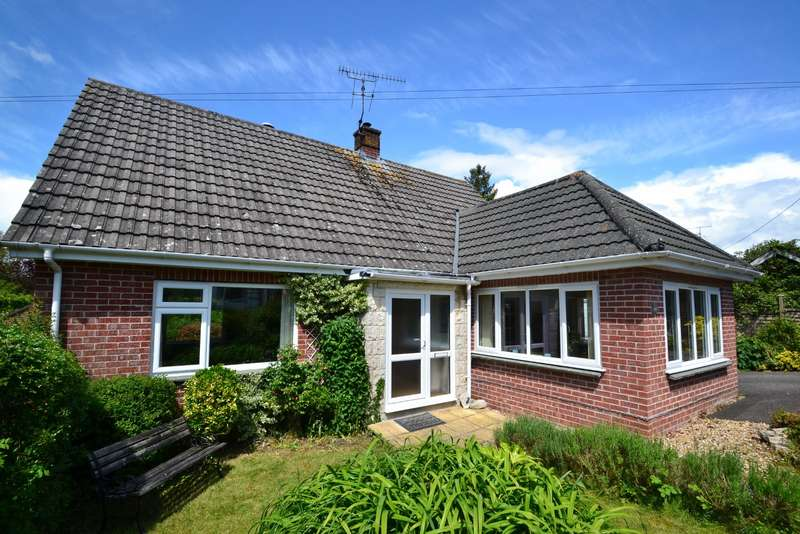3 Bedrooms Detached Bungalow for sale in West Stafford