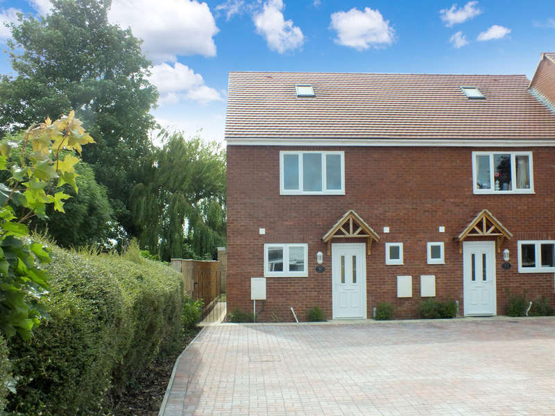 3 Bedrooms End Of Terrace House for sale in Faringdon