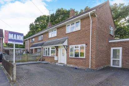 2 Bedrooms Semi Detached House for sale in Totton, Southampton, Hampshire