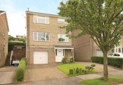 3 Bedrooms Detached House for sale in St Quentin Drive, Sheffield, South Yorkshire