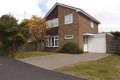 3 Bedrooms Detached House for sale in Blenheim Court, Alsager, Stoke-On-Trent, Cheshire