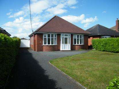 2 Bedrooms Bungalow for sale in Church Lane, Wistaston, Crewe, Cheshire