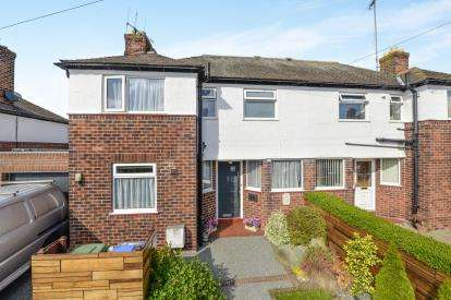 3 Bedrooms Semi Detached House for sale in White Point Avenue, Whitby, North Yorkshire, .