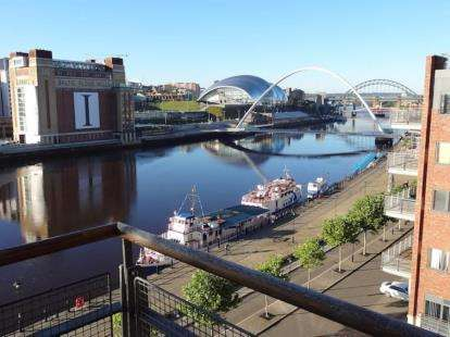 2 Bedrooms Flat for sale in St. Anns Quay, 4 St. Anns Street, Newcastle upon Tyne, Tyne and Wear, NE1