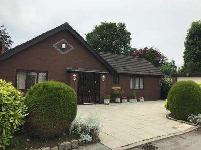 3 Bedrooms Bungalow for sale in Burnside Way, Penwortham, Preston, PR1