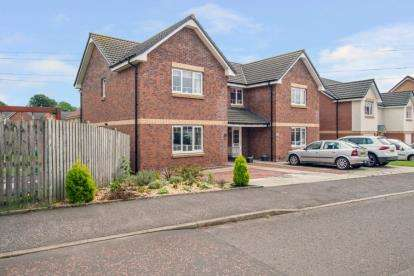 3 Bedrooms Semi Detached House for sale in Croft Crescent, Cambuslang