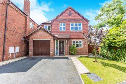 4 Bedrooms Detached House for sale in Oak Turn Drive, Kings Norton, Birmingham, West Midlands