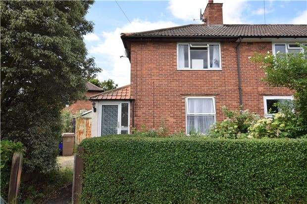 3 Bedrooms End Of Terrace House for sale in Welbeck Road, CARSHALTON, Surrey, SM5 1LN