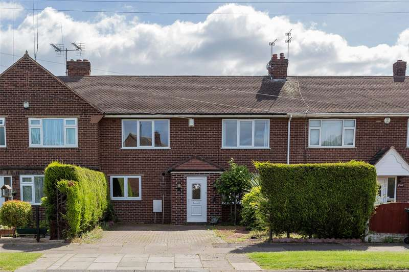 4 Bedrooms Terraced House for sale in Ascot Avenue, Doncaster, DN4