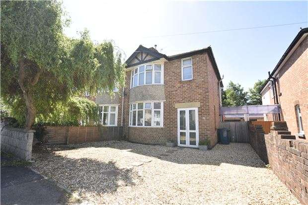 3 Bedrooms Semi Detached House for sale in Ridgeway Road, Headington, Oxford OX3 8DR